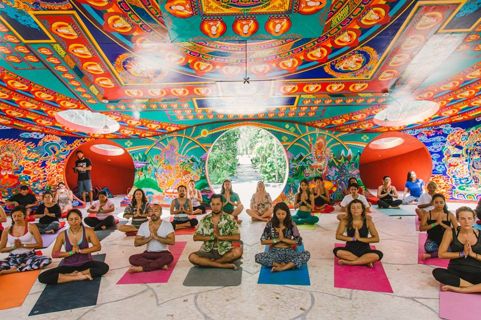 meditation at ozen resort