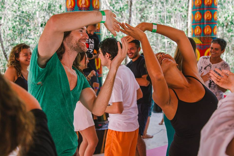 dance at ozen resort