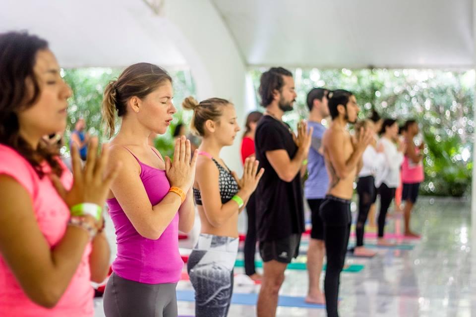 yoga festival at ozen resort